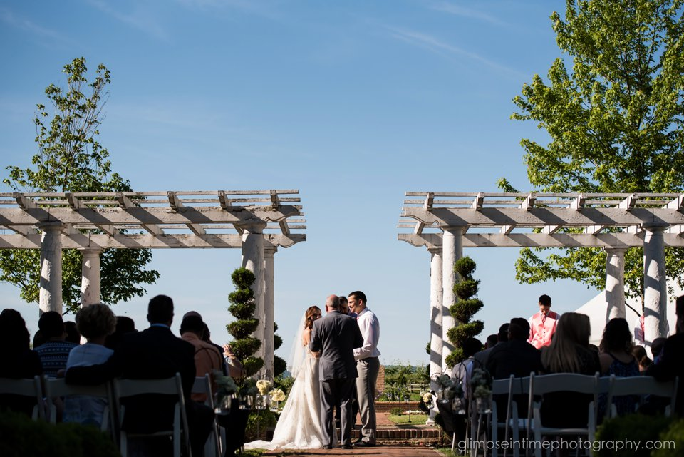 white chimneys wedding